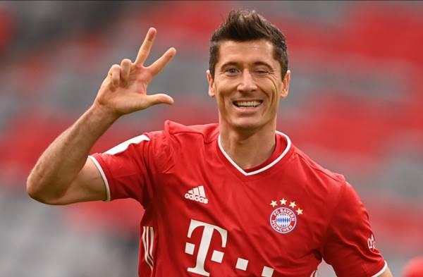 Top 10 cầu thủ lương cao nhất thế giới 2020 Robert Lewandowski