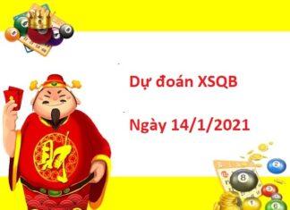 Dự đoán XSQB 14/01/2021