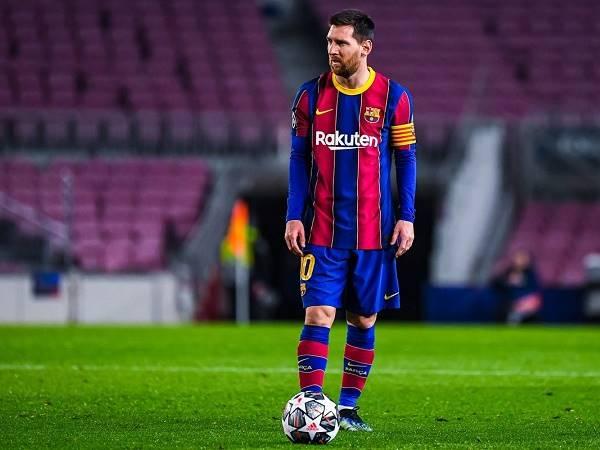 Chuyển nhượng sáng 10/3: Messi sẽ ở lại Barca