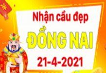 Dự đoán xổ số Đồng Nai 21/4/2021