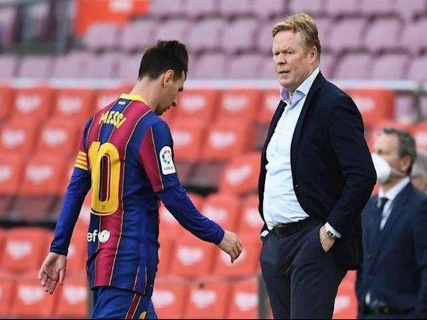 Chuyển nhượng trưa 4/6: Koeman gia hạn với Barcelona