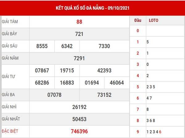 Dự đoán XS Đà Nẵng 13/10/2021 - Soi cầu thứ 4 hôm nay